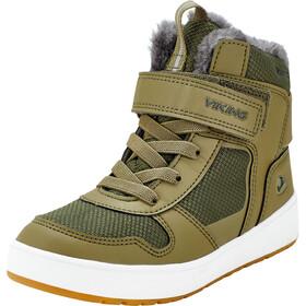 Viking Footwear Jack GTX Shoes Kids khaki/hunting green